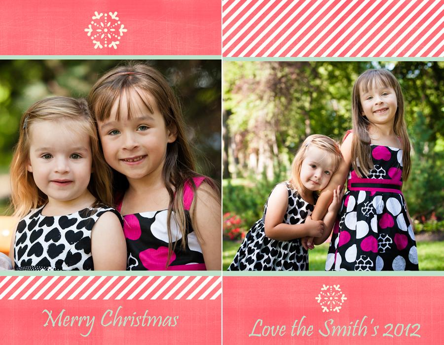 2012 Christmas Card Option #5